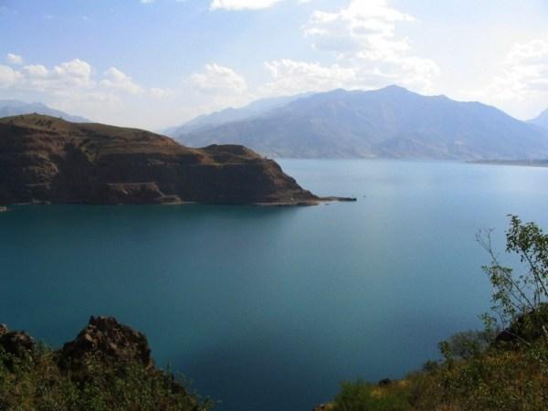 Lake Charvak Wikipedia