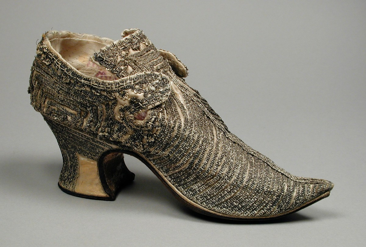 Image result for Alice's high heel shoe