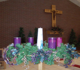 Image result for advent wreath