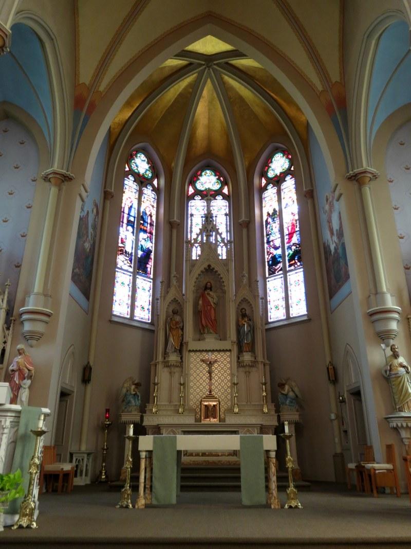 File All Saints Catholic Church St Peters Missouri Sanctuary