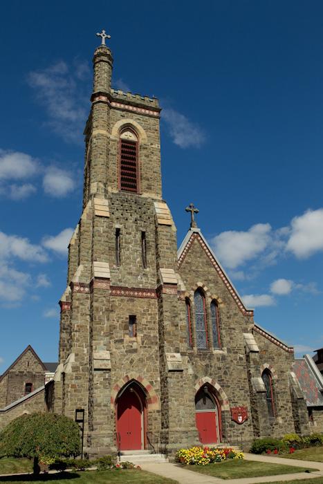Christ Episcopal Church Williamsport Pennsylvania