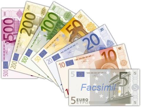 File:Euro-Banknoten es.jpg
