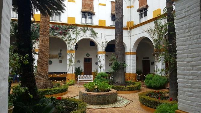Palacio de Dueñas Sevilla