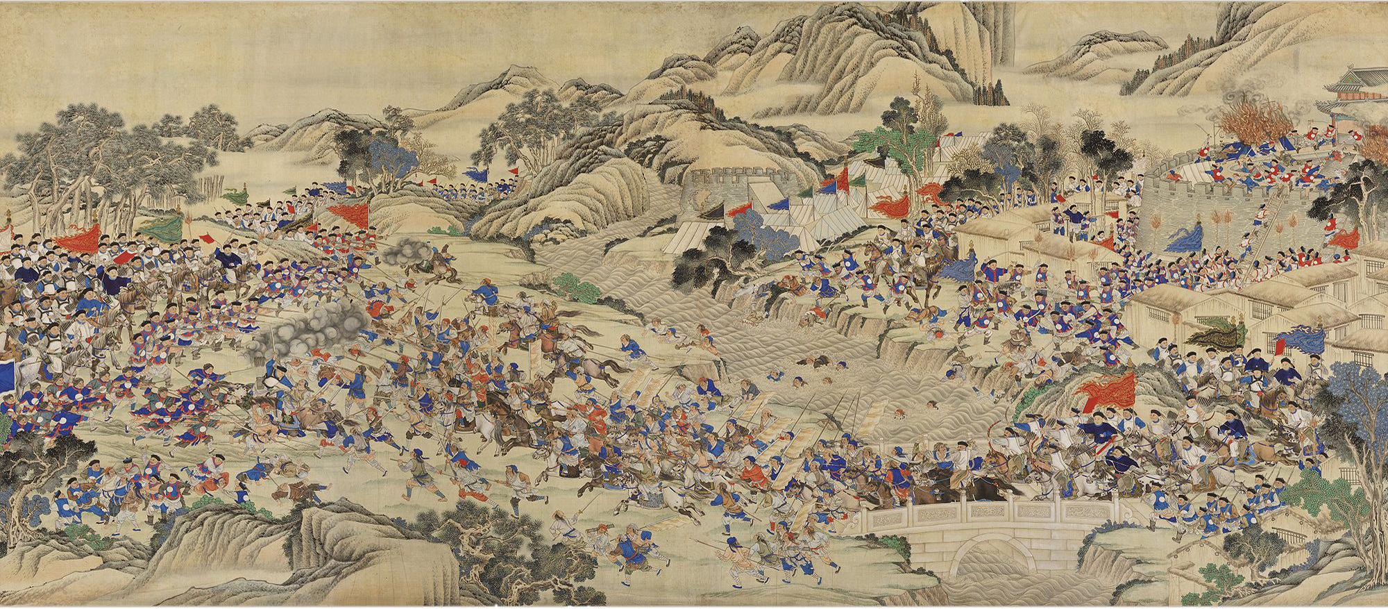 Taiping Rebellion, 1850-1864