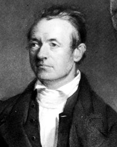 Adoniram Judson, detail from an engraving by A...