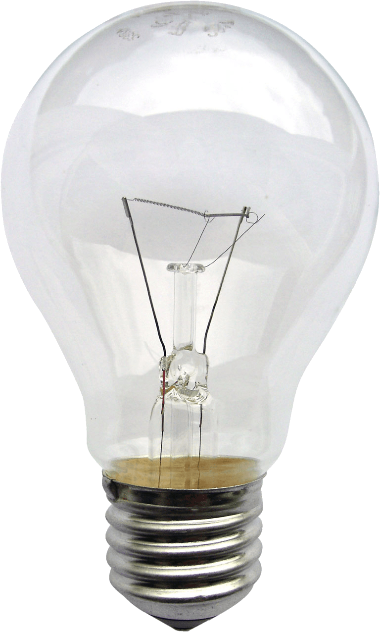 Incandenscent Light Bulb