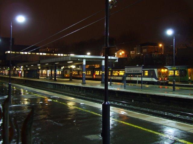 Luton Railway Station Wikipedia