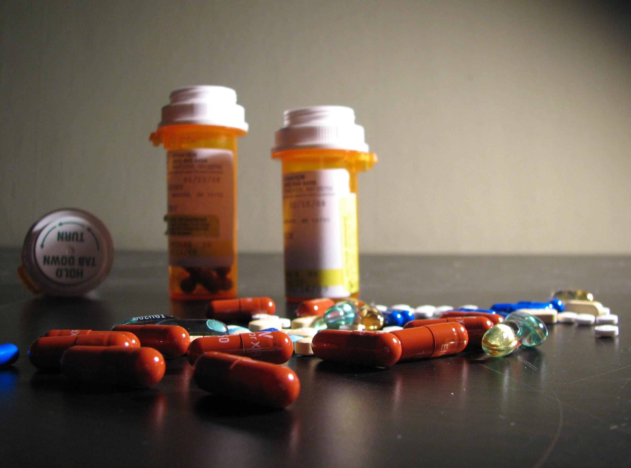 Assorted Pharmaceuticals