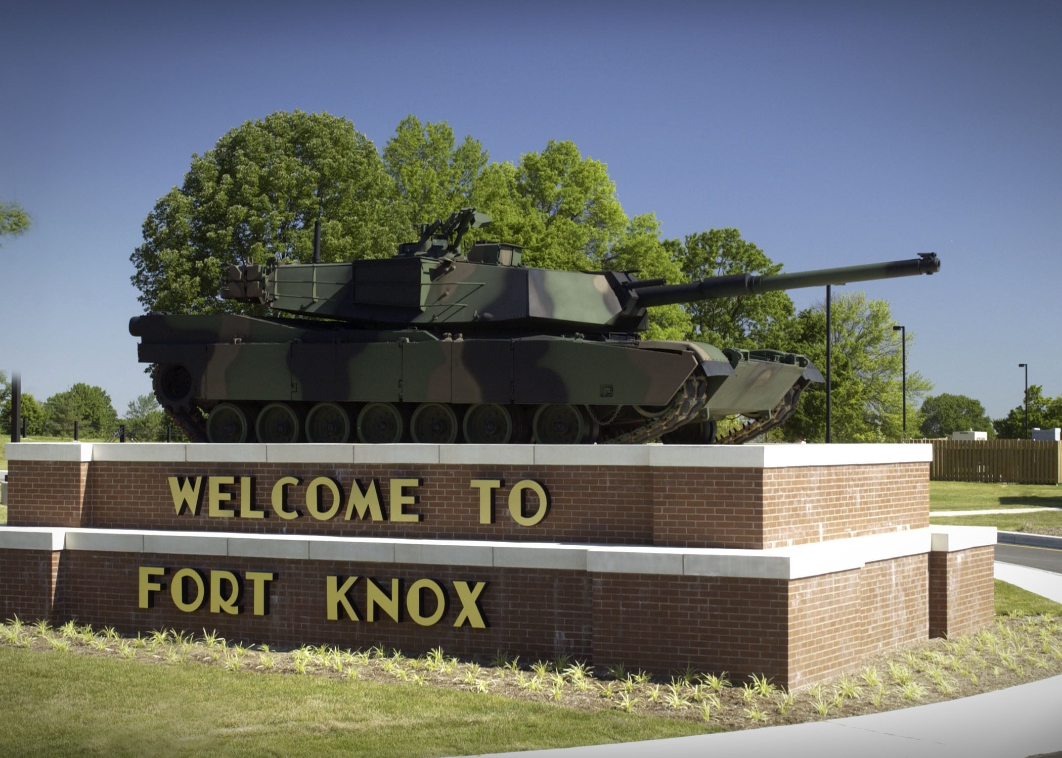 Army Units Fort Knox
