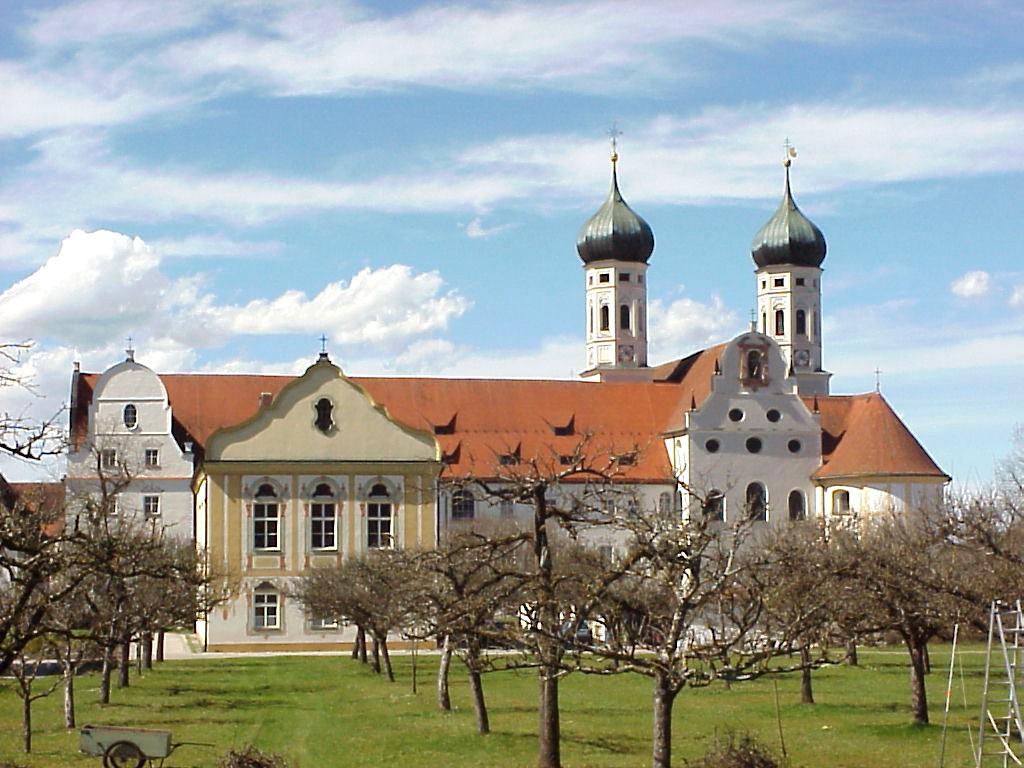 Monastery of Benedkitbeuern