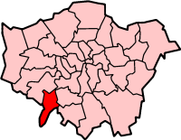 Kingston in Greater London