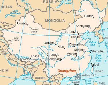 Guangzhou, Province of Guangdong