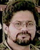 Iván Marquez jefe del secretariado de las FARC.