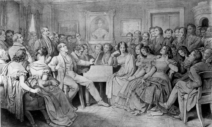19th century chamber music
