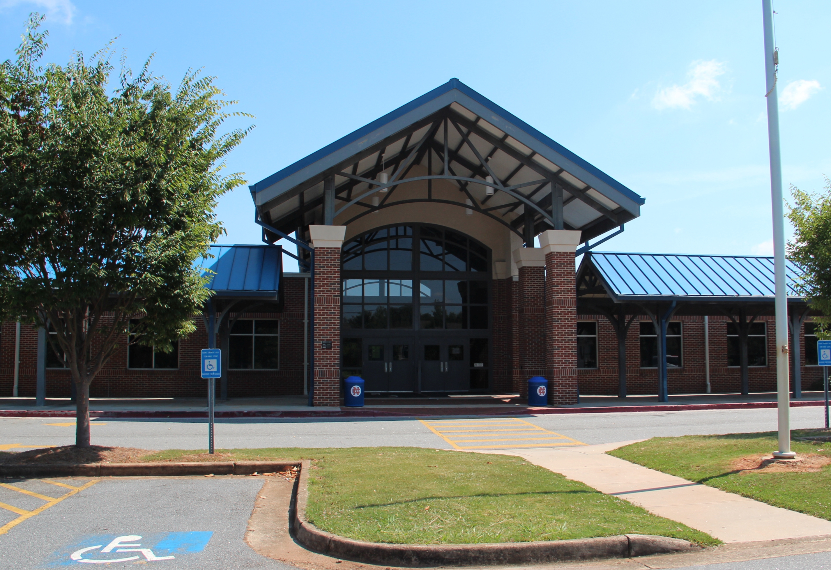 Front Middle School Cobb County Durham