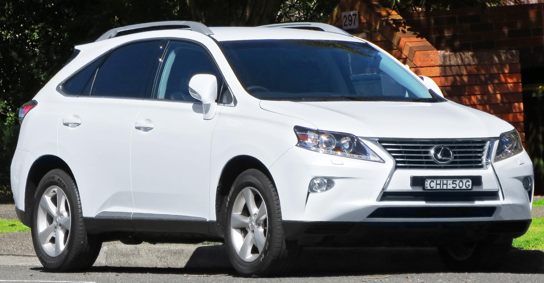 File 2012 Lexus RX 350 GGL15R Luxury wagon 2012 09 01 01