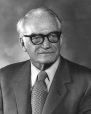Senator Barry Goldwater, the sponsor of the fi...