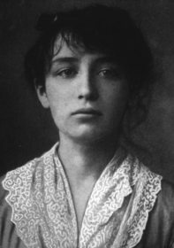 Photograph of Camille Claudel