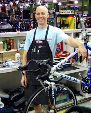 Bicycle mechanic - Wikipedia
