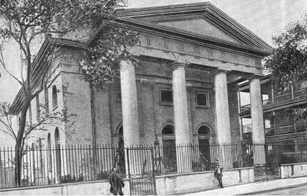 First Baptist Church Charleston South Carolina Wikipedia