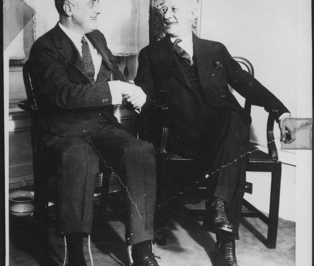 Filefranklin D Roosevelt And Alfred E Smith Nara 196579