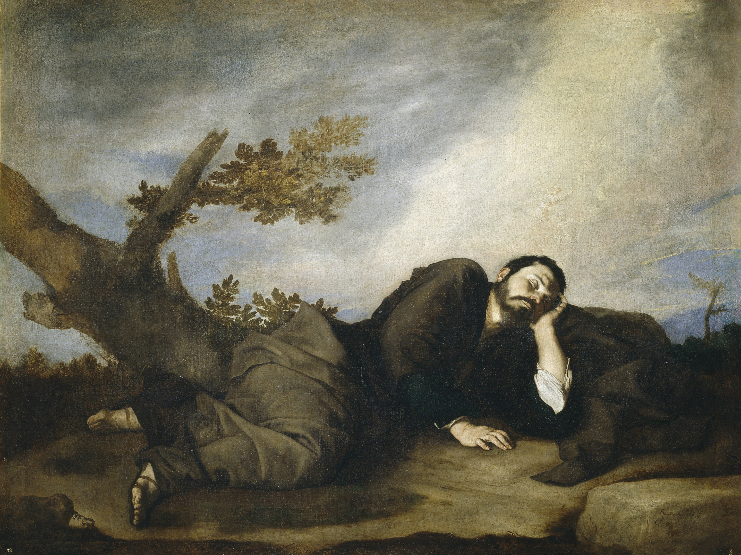 """El sueño de Jacob,"" by José de Ribera [Public domain], via Wikimedia Commons"