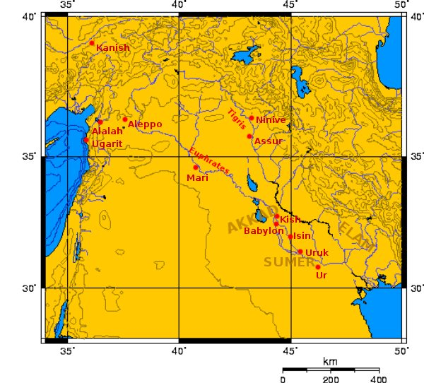 Imperiul Akkadian