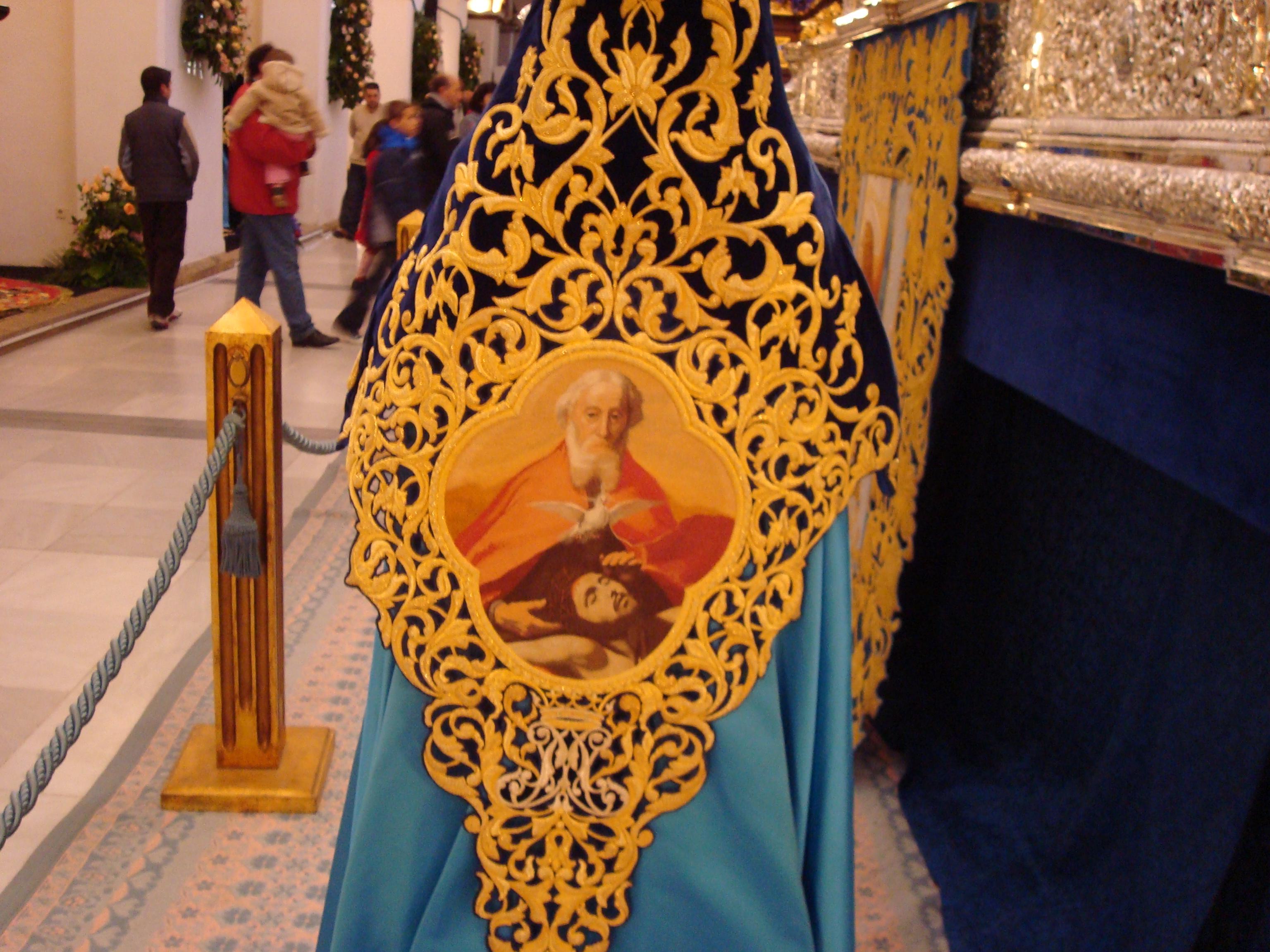 Nazareno de la Virgen de los Dolores