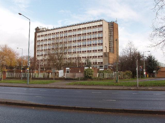 English: University of Westminster, Harrow Cam...