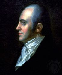 Aaron Burr, 3rd Vice President of the United S...