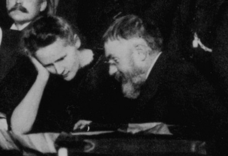 File:Curie and Poincare 1911 Solvay.jpg