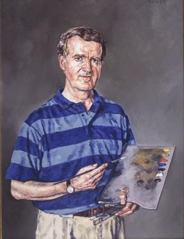 David Griffiths portrait painter Wikipedia