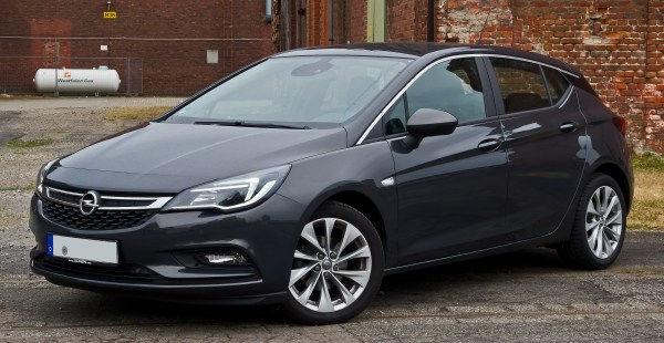 File:Opel Astra 1.4 EDIT Edition (K) – Frontansicht (1 ...