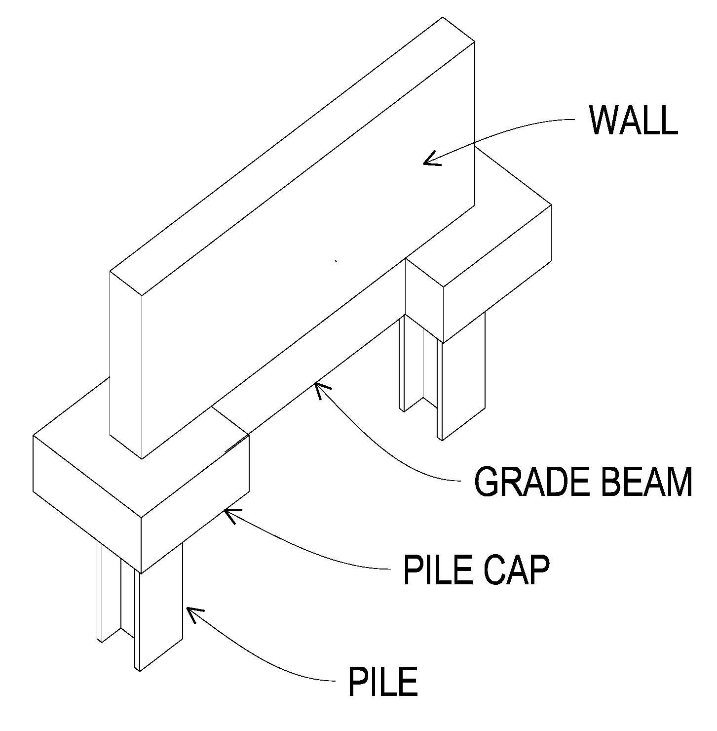 Girder Bridge Diagram