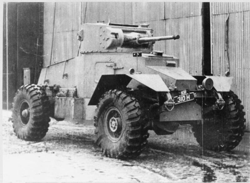 AEC Armoured Car Great Britain War Thunder Official