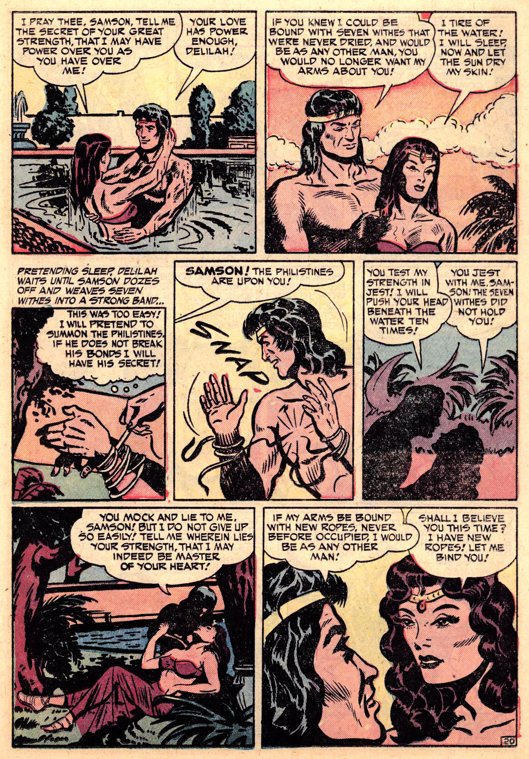 File Samson And Delilah 21