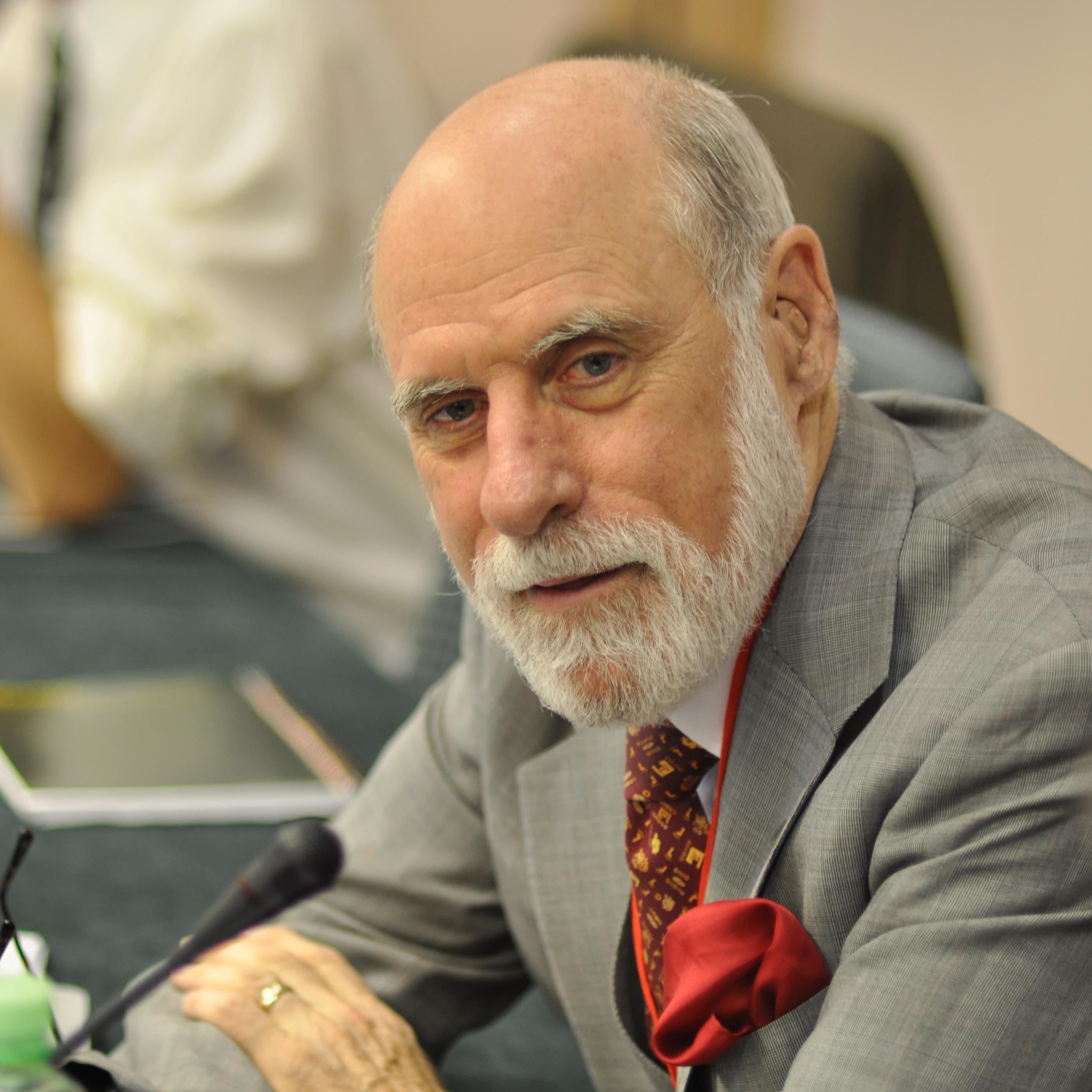 Dr. Vint Cerf (wikimedia)