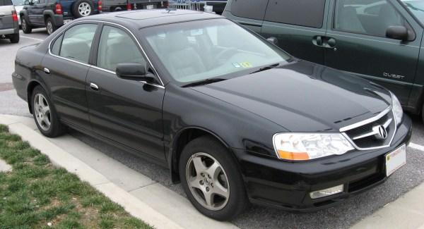File:2002-2003 Acura TL.jpg - Wikimedia Commons
