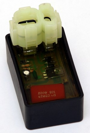 Capacitor discharge ignition  Wikipedia
