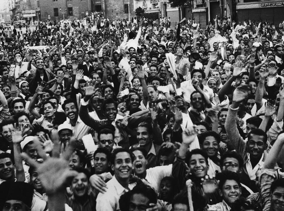 FichierCrowd Demonstrates Against Great Britain In Cairo