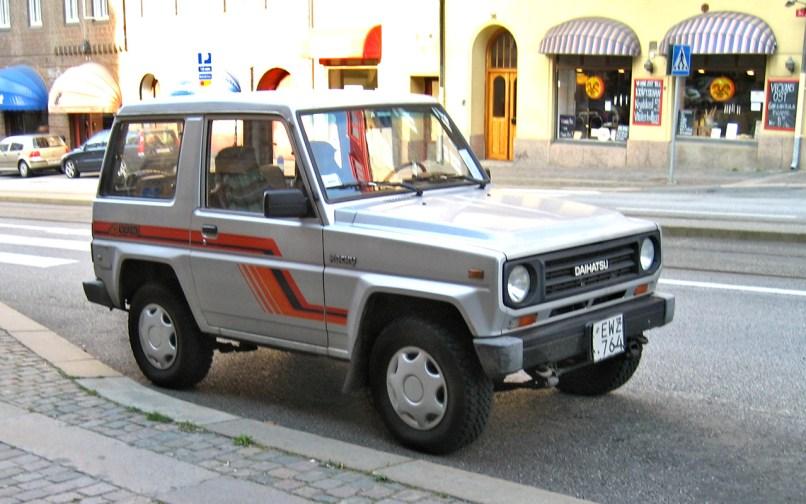 Spare Part Daihatsu Taft Rocky