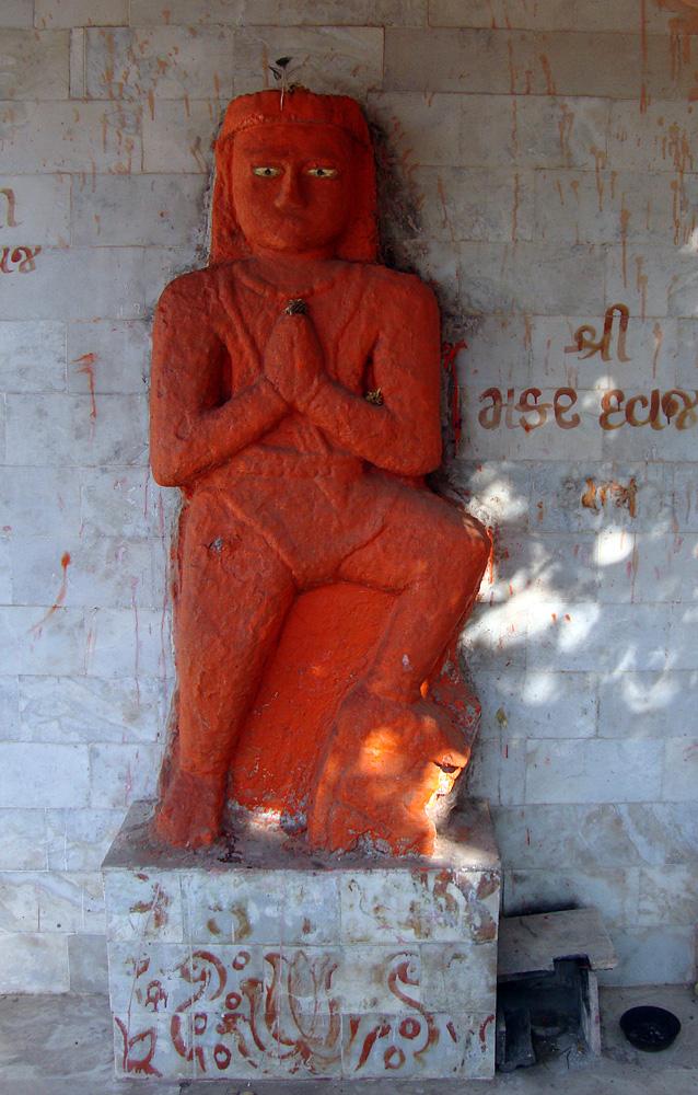 Makardhwaja Temple at Odadar,Guajarat, India.Image.jpg