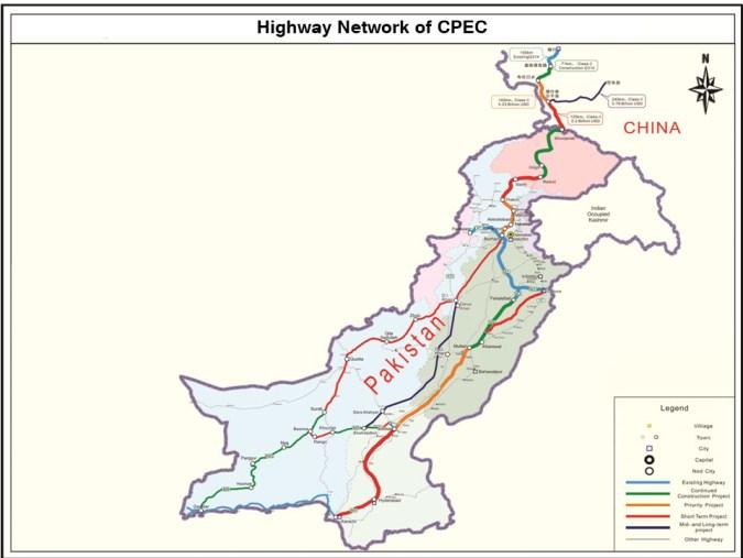 China Pakistan Economic Corridor CPEC