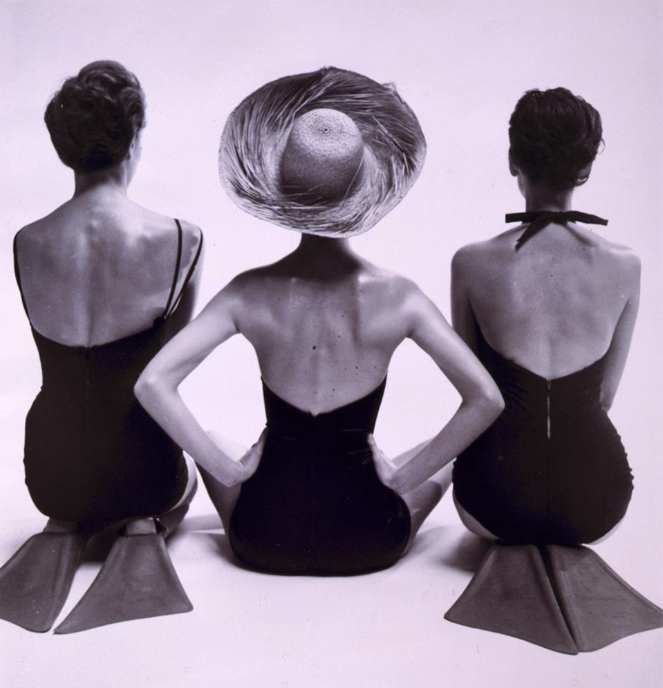 Toni Frissell%2C Swim fashion%2C 1950 599 Fashion