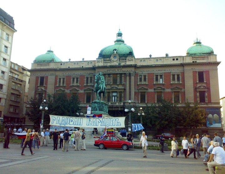 La Trg Republike, piazza principale di Belgrado | Numerosette Magazine