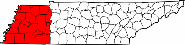 Tennessee Population Estimates 2016 (Memphis, Bluff City ...