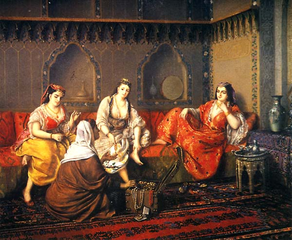 File:Swoboda-shopping in harem mid19th.jpg