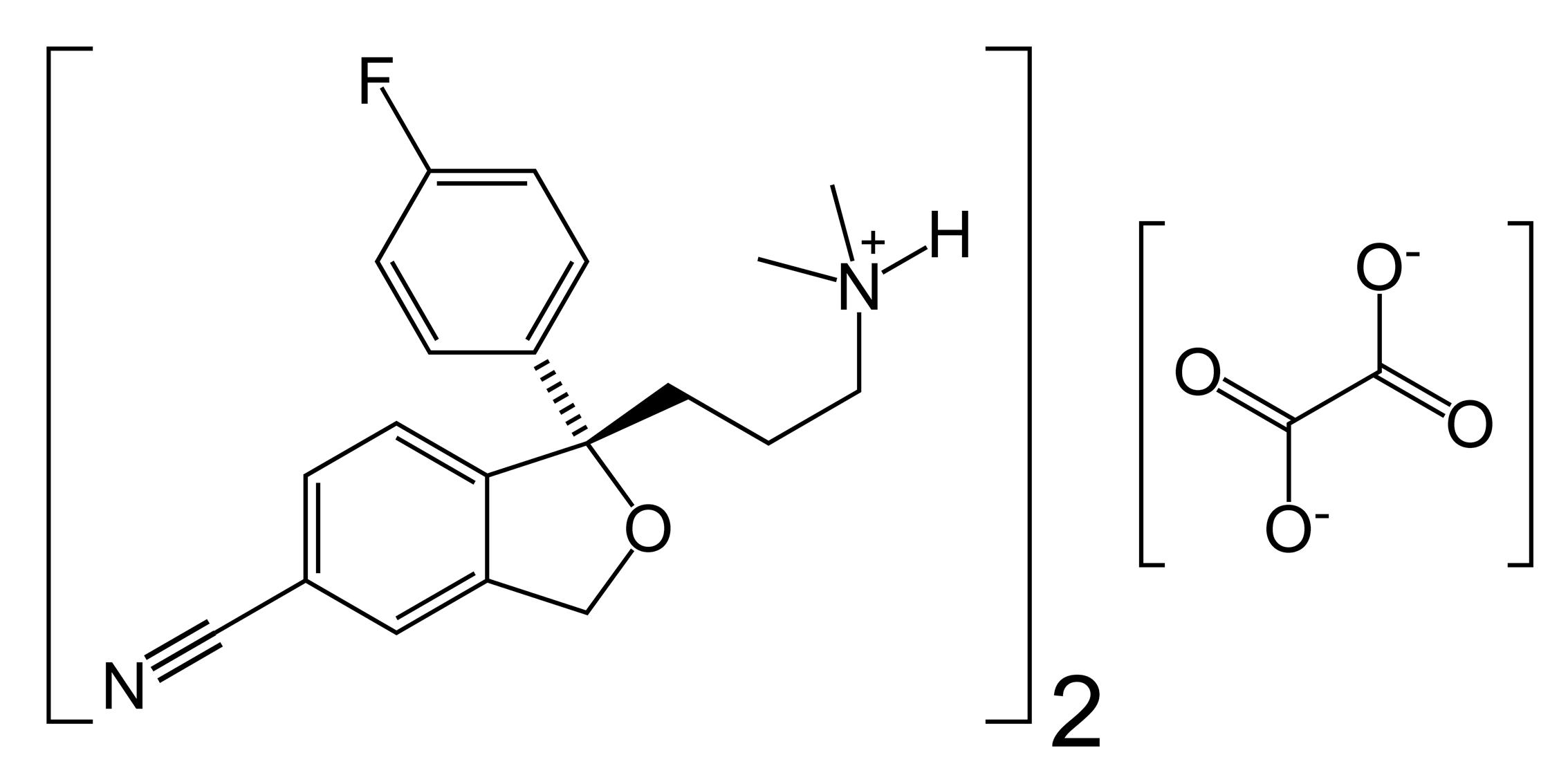 File Escitalopram Oxalate Skeletal