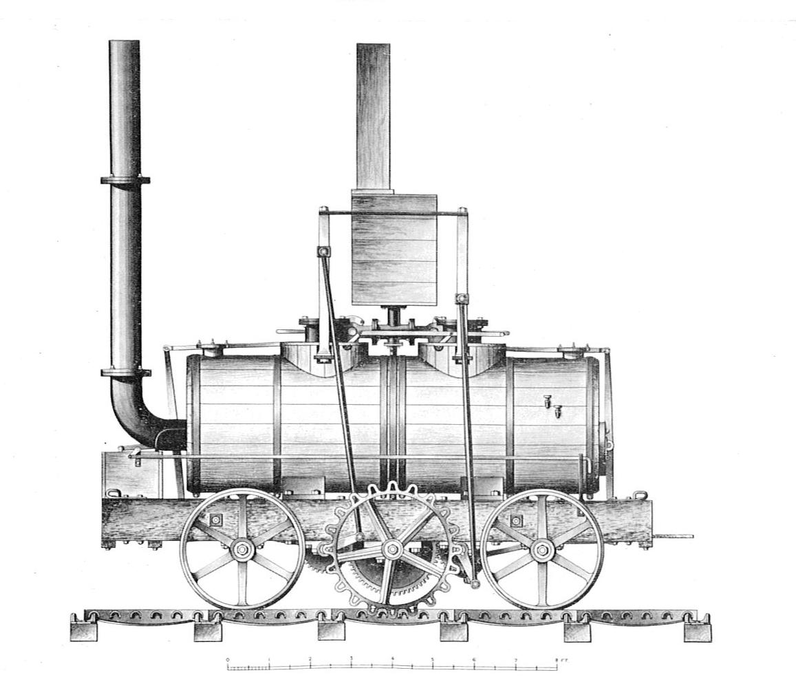 Salamanca Locomotive