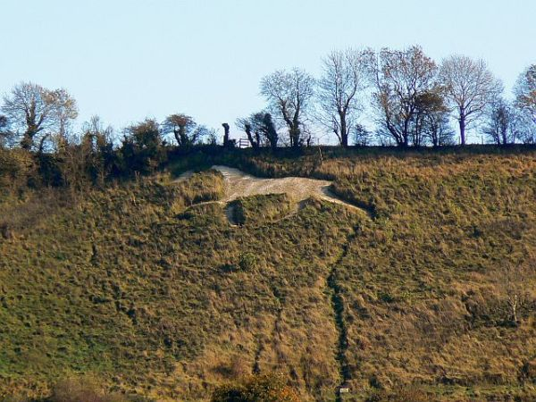 Broad Town White Horse Wikipedia